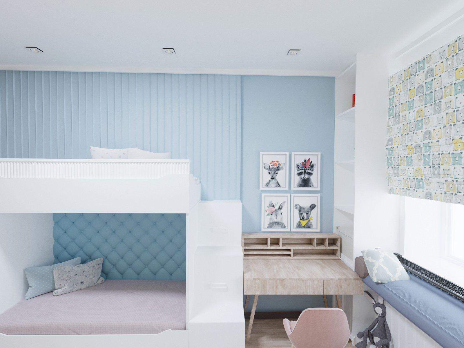 проект двухъярусная кровать