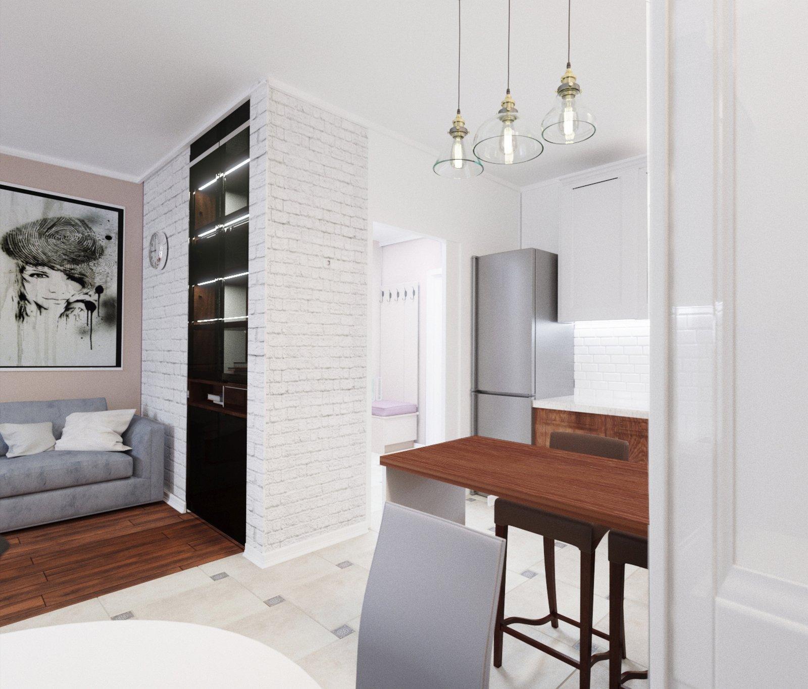 кухня кабинет коридор