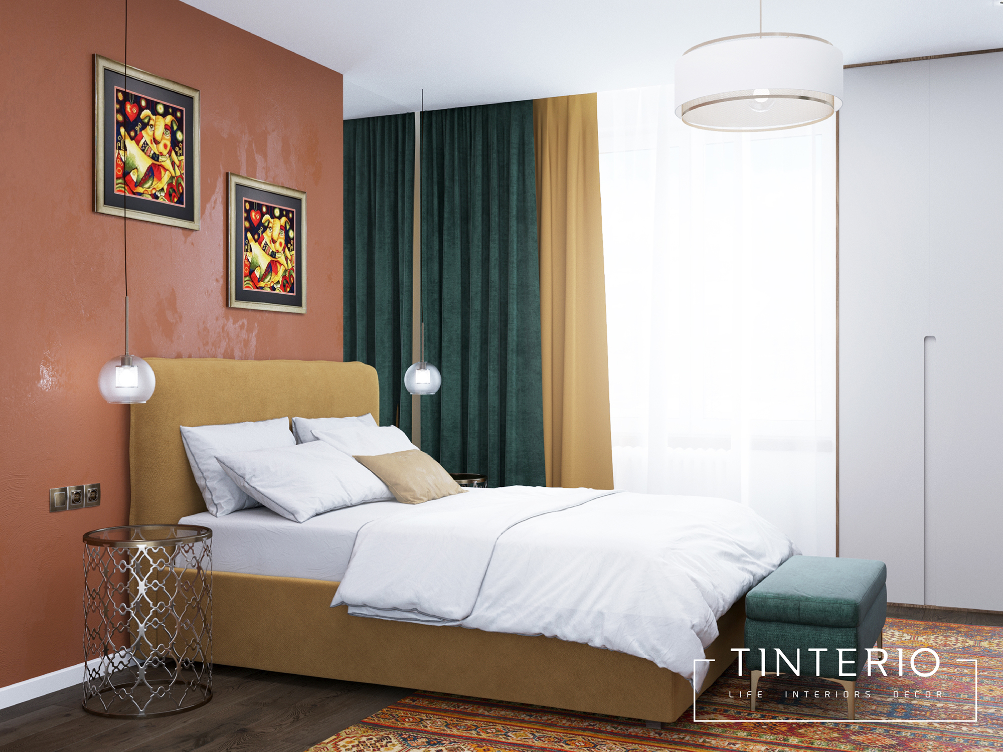 Спальня 1 2 обработка